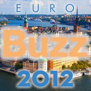 Follow @HDBuzzFeed on Twitter to get the latest news from EHDN 2012  and join in the discussion