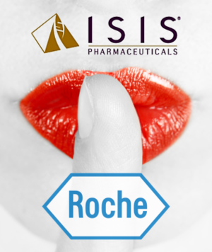 Two companies - Isis Pharmaceuticals and Roche Pharma - are working hard to bring gene silencing drugs to HD patients.