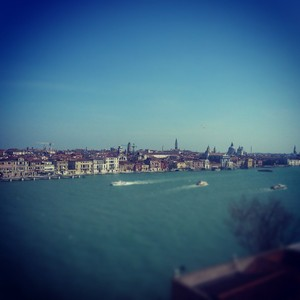 The therapeutics conference is being held in the European city of Venice this year.