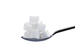 The brain uses about 20% of the energy we consume, mostly in the form of sugar. Changes in sugar consumption might be caused directly by the HD mutation, or might be the brain's way of coping.
