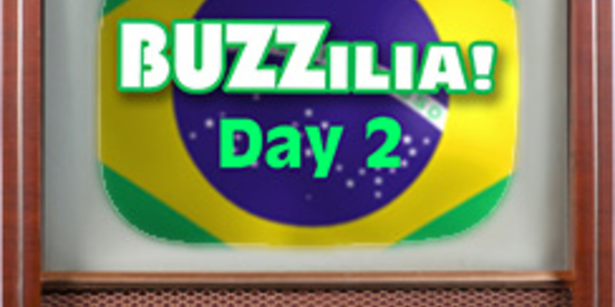 Buzzilia Video: Day 2
