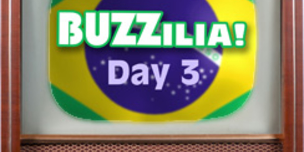 Buzzilia Video: Day 3