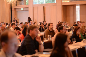 CHDI's therapies meeting brings together HD researchers from round the world