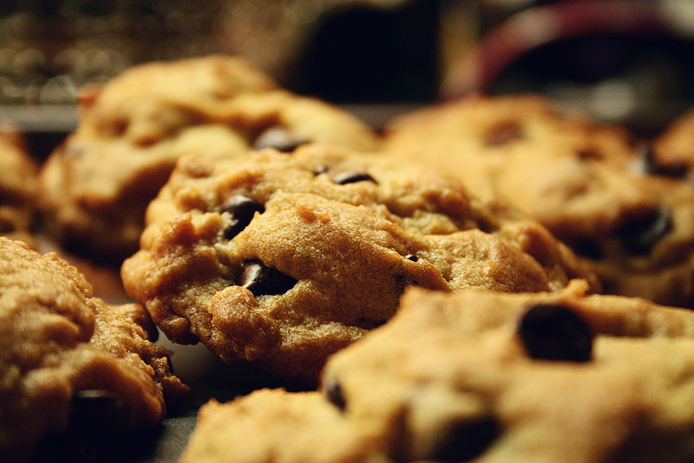 Just like a cookie recipe describes how to make cookies, the Huntington's gene describes how to make the Huntington's protein.