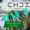 CHDI Report: Day 3