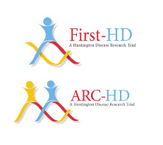 First-HD is the trial that's finished, testing deutetrabenazine against placebo. ARC-HD is still in progress, testing the effects of switching from tetra to deutetrabenazine.