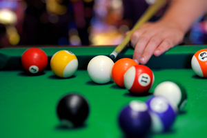 Running a clinical trial is a bit like a game of pool. That fancy shot is much more impressive if you declared what was supposed to happen in advance.